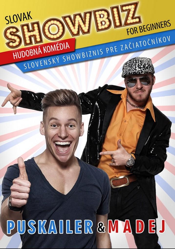Slovak Showbiz: Madej Puskailer
