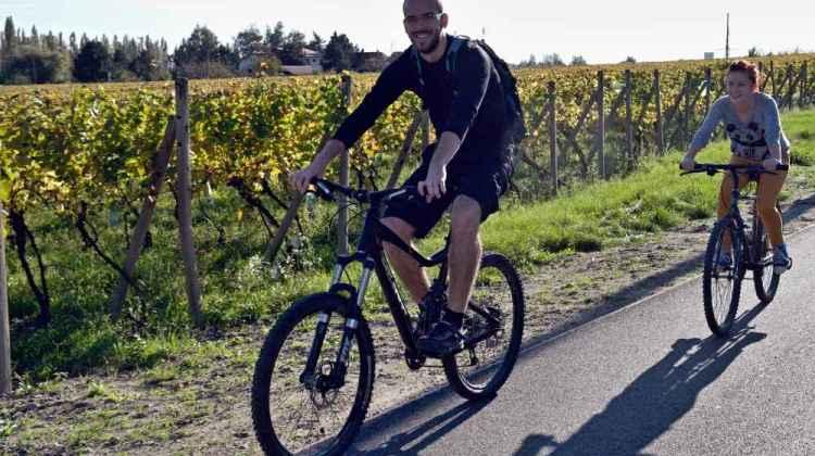 Cyklotrasa Jurava Jur Rača Vajnory Malokarpatsko šúrska cyklomagistrála