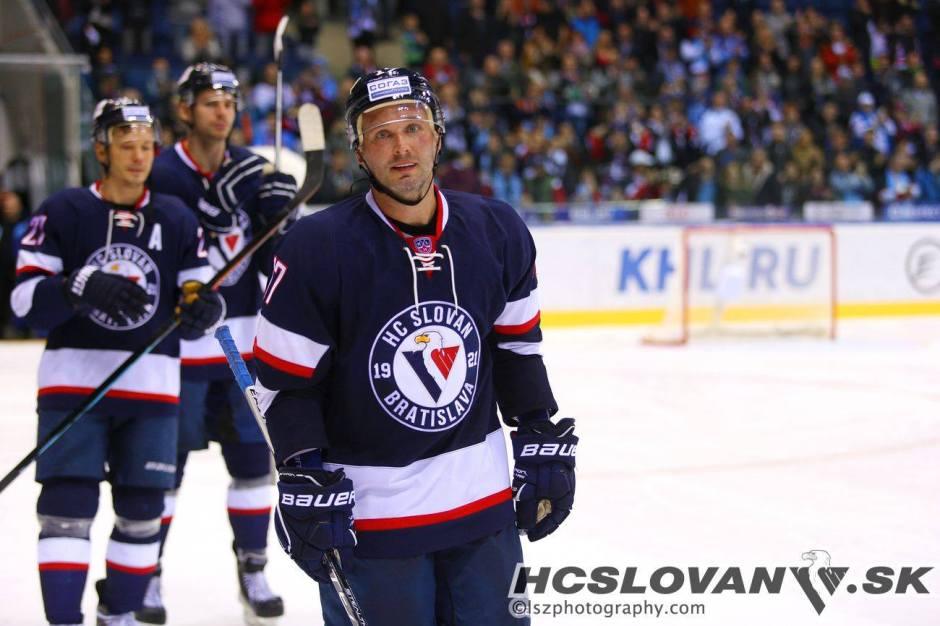 Ľubomír Višňovský. Foto: HC Slovan