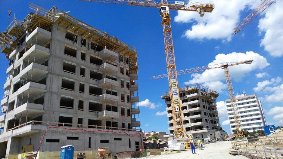 Projekt Zlaté Krídlo vbratislavskej Rači sa aktuálne nachádza vo výstavbe, pričom jehodokončenie je plánované na jeseň roku 2017.