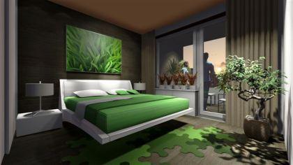 Jednotlivé obytné budovy ponúkajú byty vširokej škále základných výmer. Ato 2-,3- a4-izbové svýmerami od 52 do 98 m2.