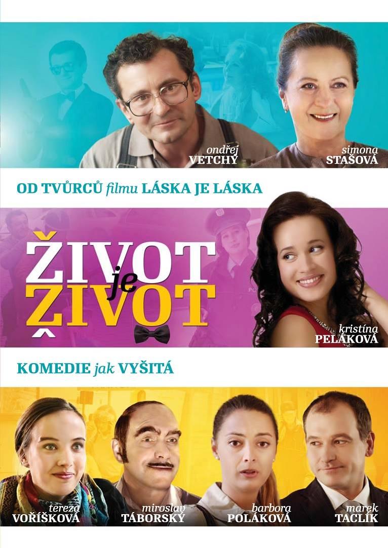 Letné kino: Život je život