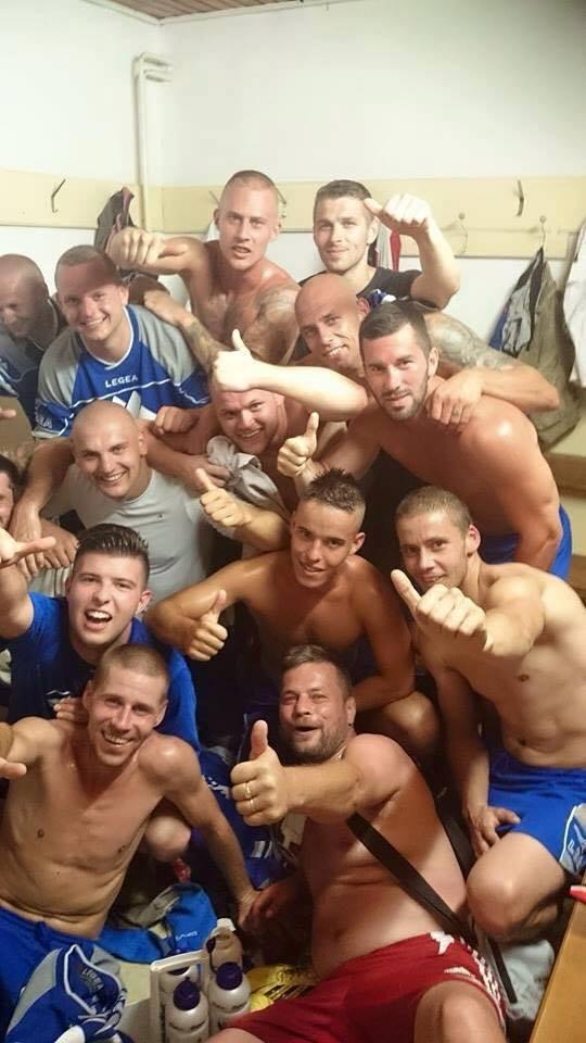Futbalové mužstvo ŠK Krasňany vybojovalo postup do vyššej ligy na sezónu 2016/17.