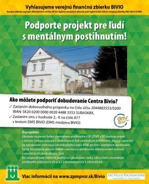 Vzdelávaco-rehabilitačné centrum Bivio
