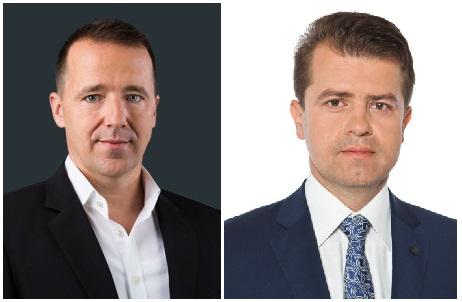 Poslanci Rače v mestskom zastupiteľstve: Rastislav Žitný, Peter Pilinský