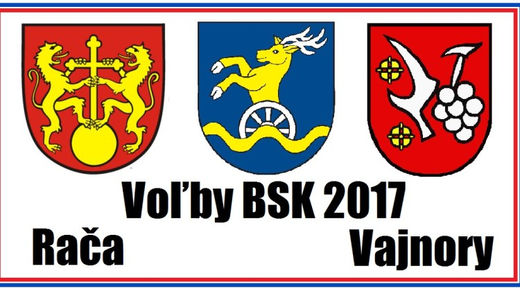 Anketa: Voľby do BSK 2017 Rača Vajnory