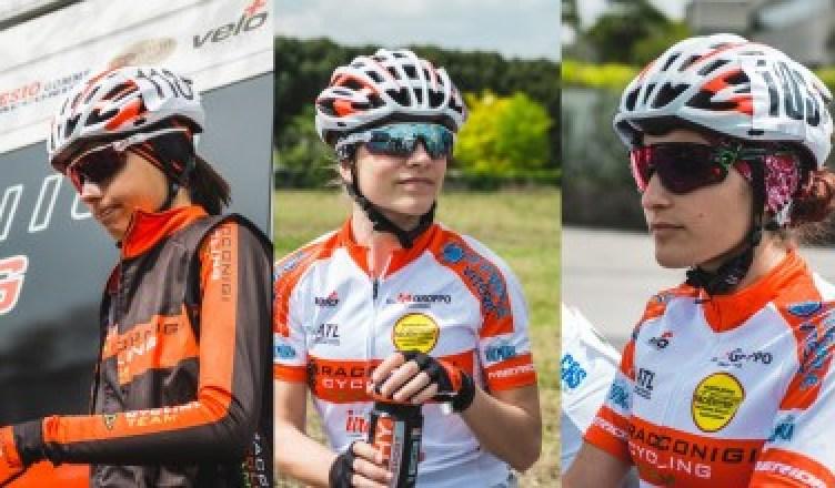 Tre piazzamenti al Giro della Campania