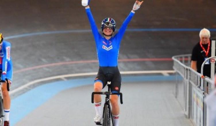 Matilde Vitillo convocata ai Mondiali su pista