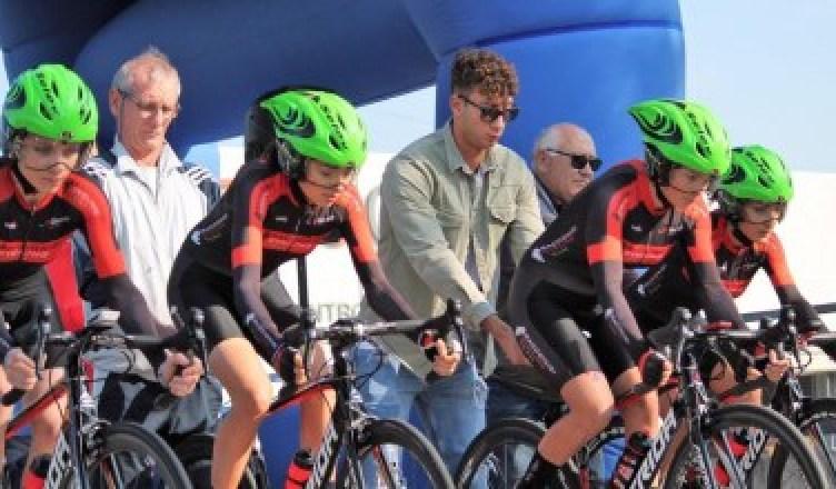 Racconigi Cycling Team cronosquadre
