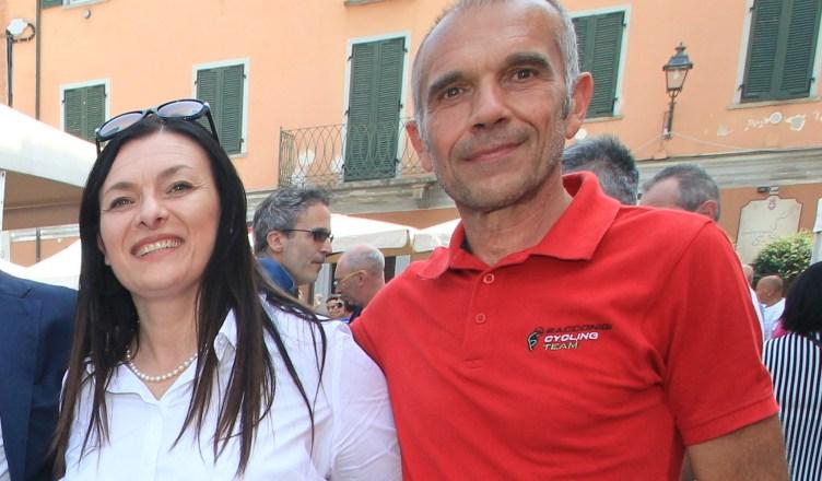 Silvio Traversa e Gabriella Cocciolo