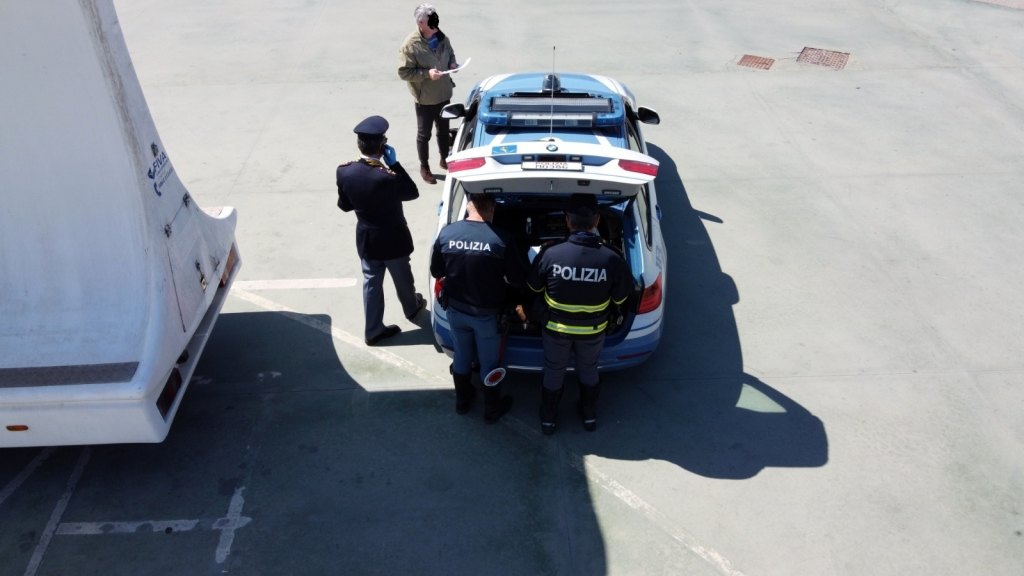 Controlli anti Covid in Abruzzo e Molise