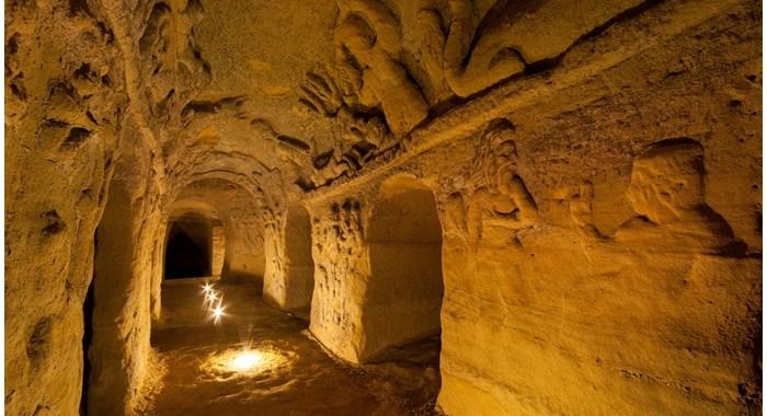 Grotte di Osimo: un misterioso mondo sotterraneo