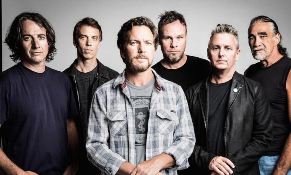 Pearl Jam a Imola nel giugno 2021