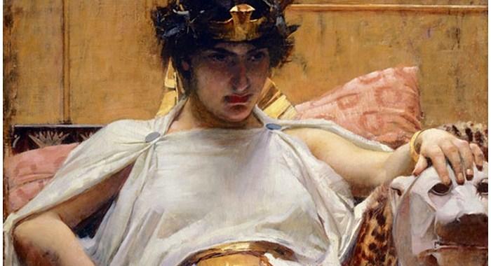 Cleopatra ultima regina enigmatica di Egitto