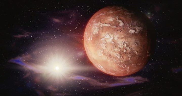 Cartoline da Marte, di Guglielmo Signora