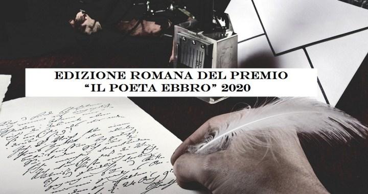 """Edizione Romana del Premio """"IL POETA EBBRO"""""""