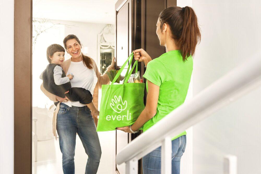 Everli per i suoi Shopper