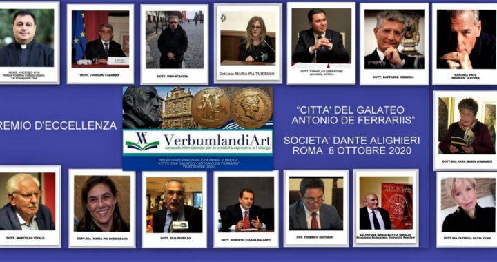"""Premio letterario internazionale """"Città del Galateo"""""""