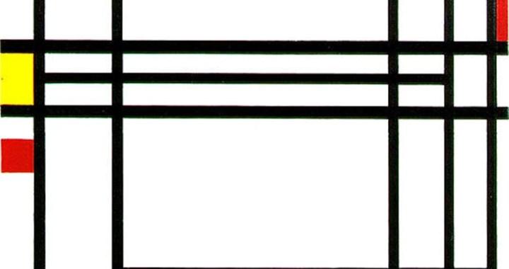 Piet Mondrian e il soffio eterno dell'arte
