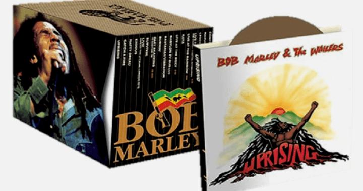 Le edicole celebrano Bob Marley per i suoi 75 anni