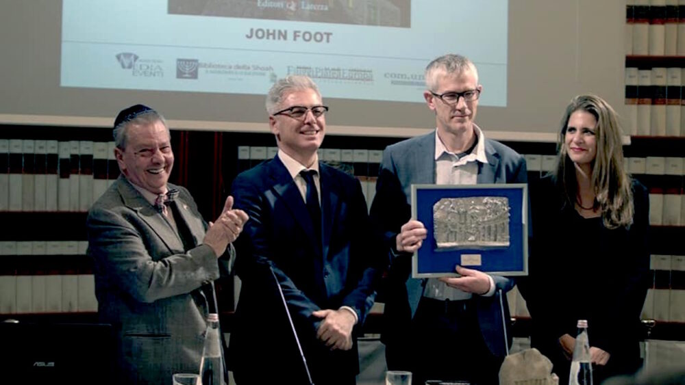 Finalisti Premio Fiuggi Storia 2020
