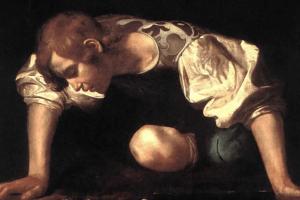 Eco e Narciso l'idillio dell'amore ferito