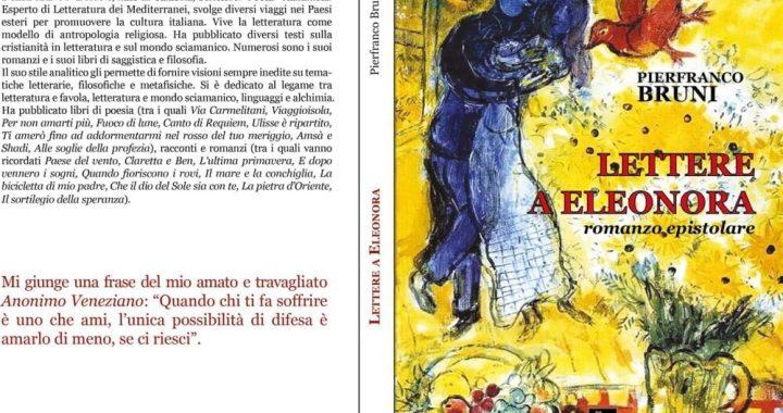Pierfranco Bruni in un grande libro sull'amore