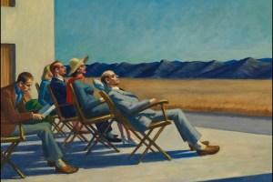 Edward Hopper il pittore del silenzio