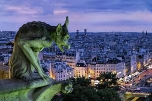 Gargoyles i mostri fantastici nella storia dell'arte