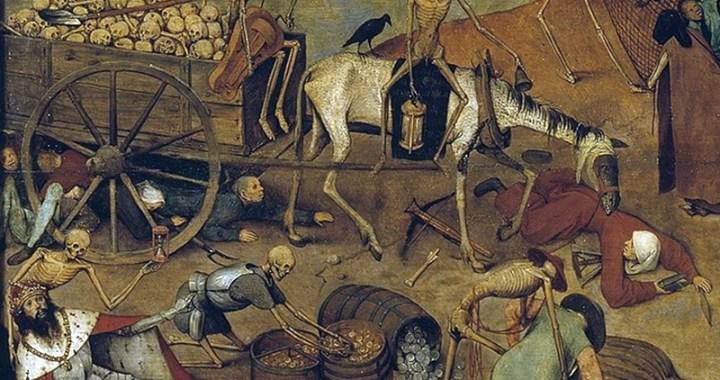 Orrore e arte attraverso i secoli nei dipinti