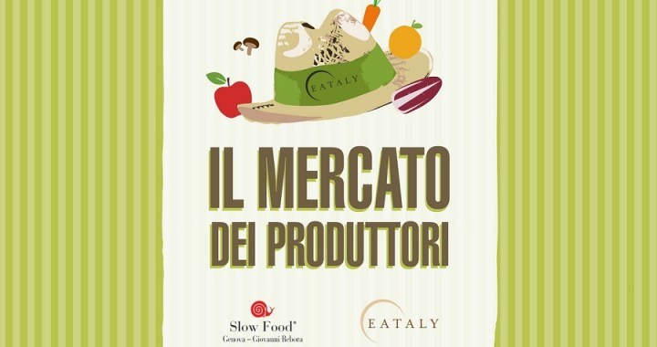 Mercato dei Produttori da Eataly-Genova