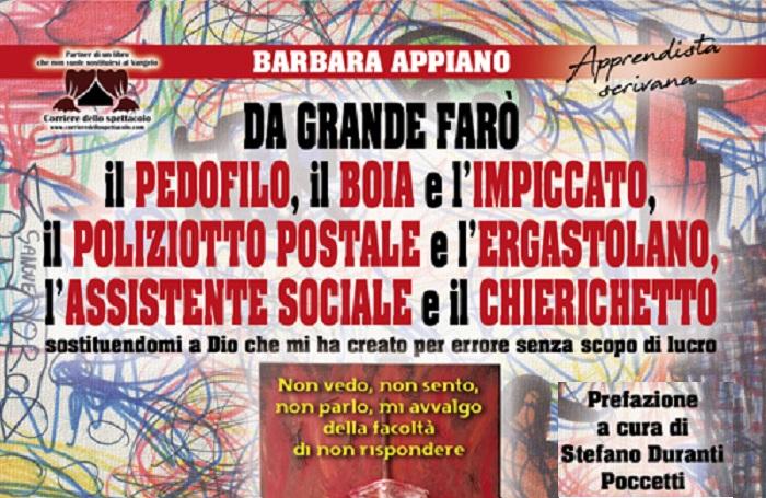 Barbara Appiano: Da grande farò