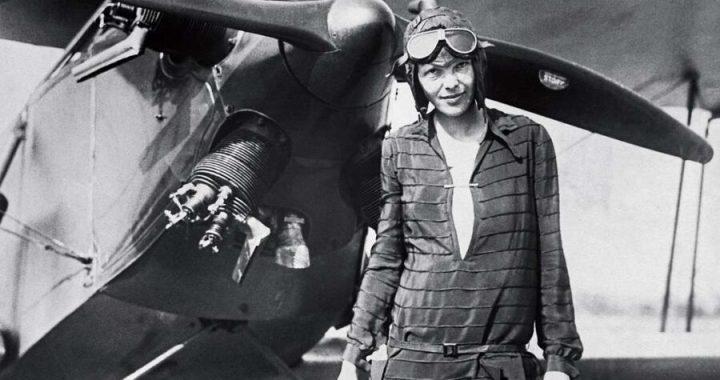 Amelia Earhart: scomparsa nel nulla