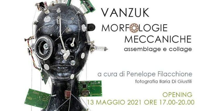 ArtSharing presenta la mostra di Vanzuk