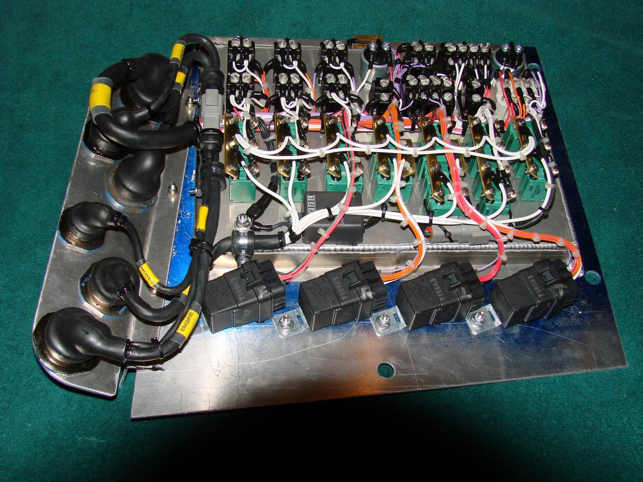 """Motorsports"""" Wire Color Coding Race DeZert"""