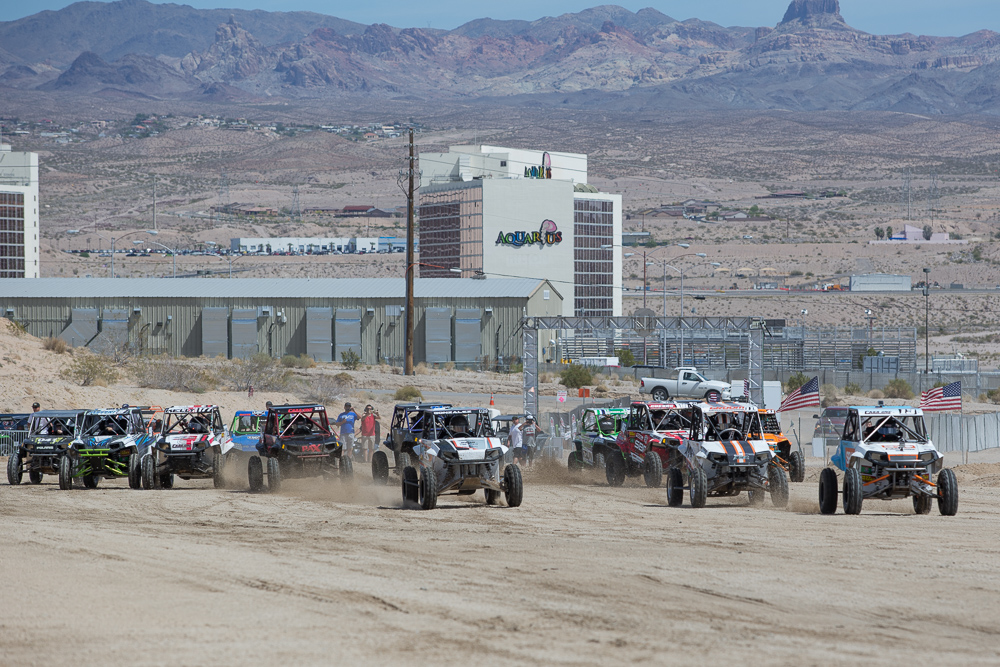 Youth Racing Highlights Day Two of the UTV World