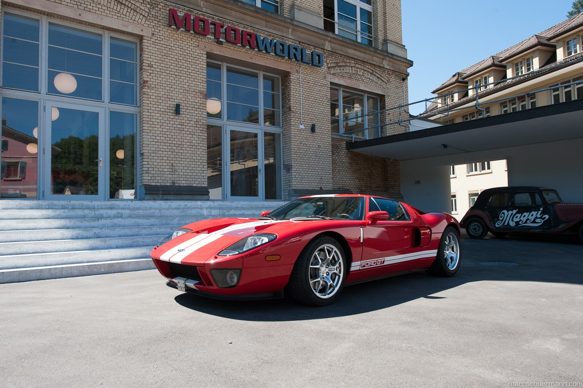 FORD GT Limited Edition (Coupé)