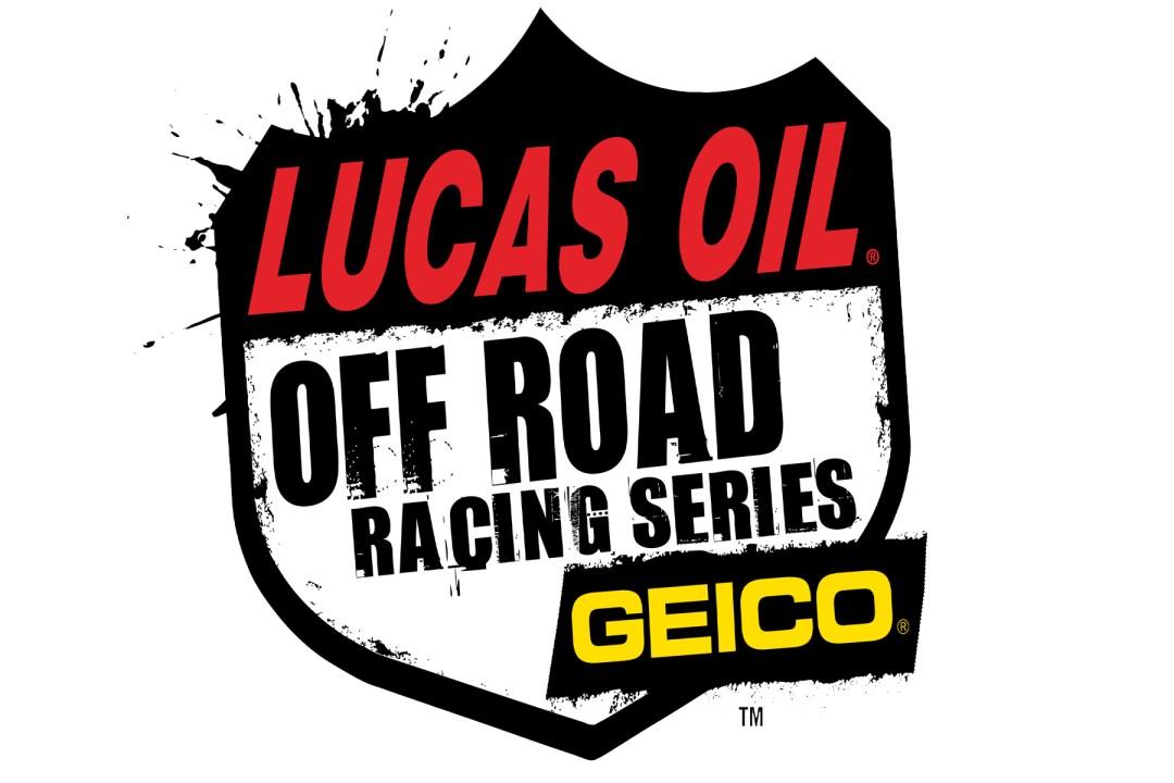 LUCAS OIL Logo