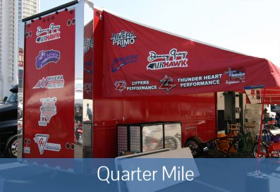 Quarter Mile Canopy | Race Canopies