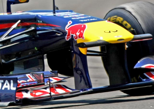 Red Bull RB7 FW