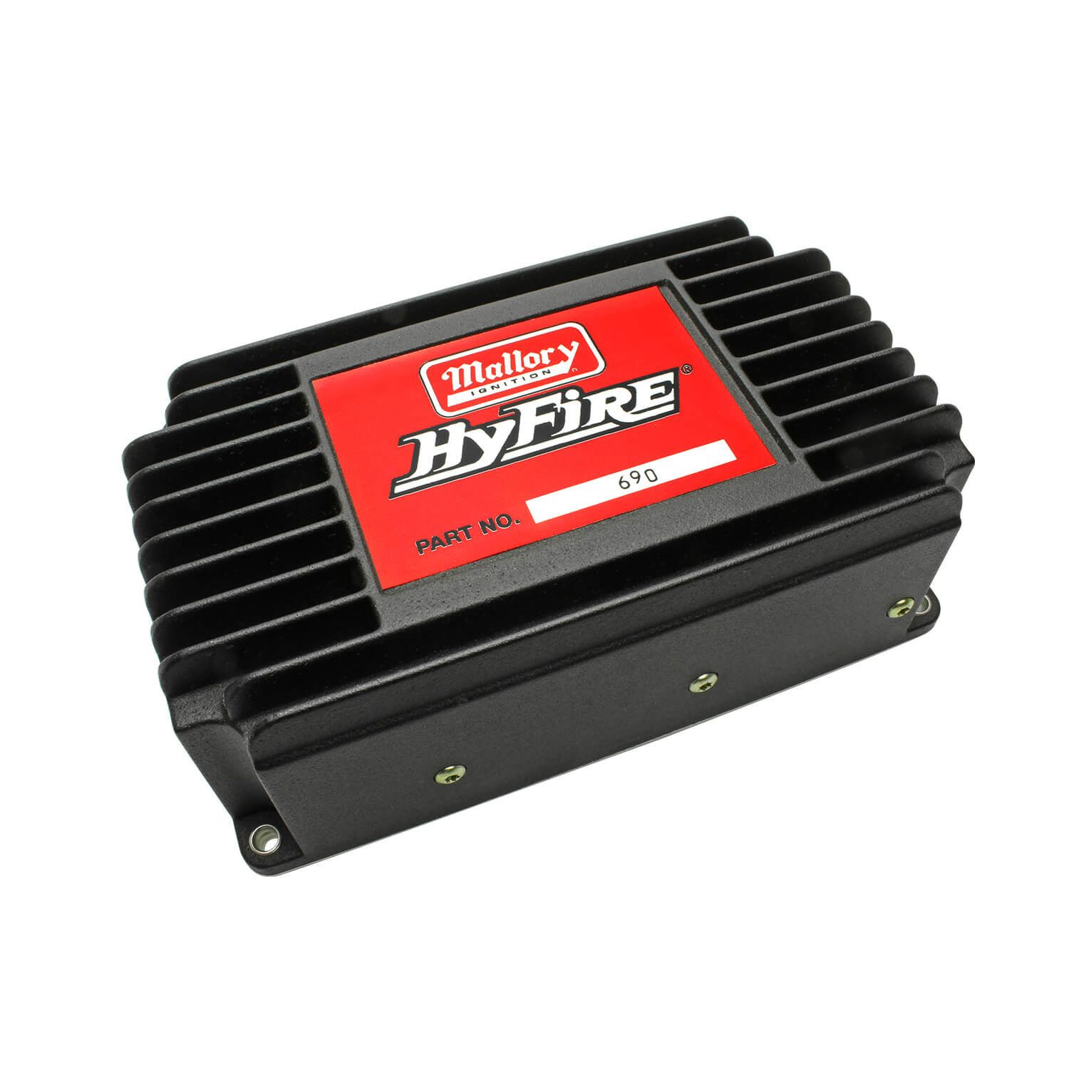 hight resolution of mallory ignition 690 hyfire ignition box