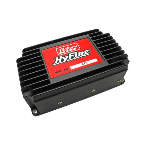 small resolution of mallory ignition 690 hyfire ignition box