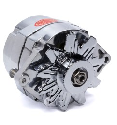 powermaster performance alternator gm 10si 1v pulley 100 amp po [ 1125 x 900 Pixel ]