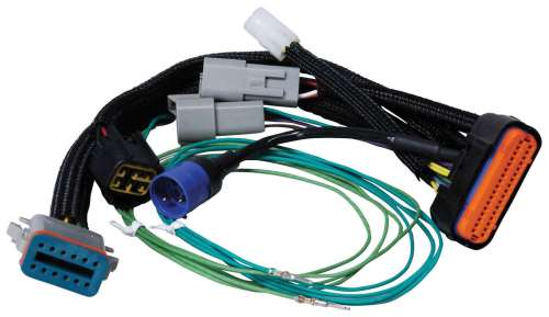 small resolution of msd ignition harness adapter 7730