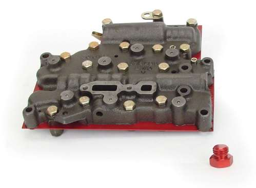 small resolution of tci automotive valve body gm p g low gear only intrnl c automatic transmission