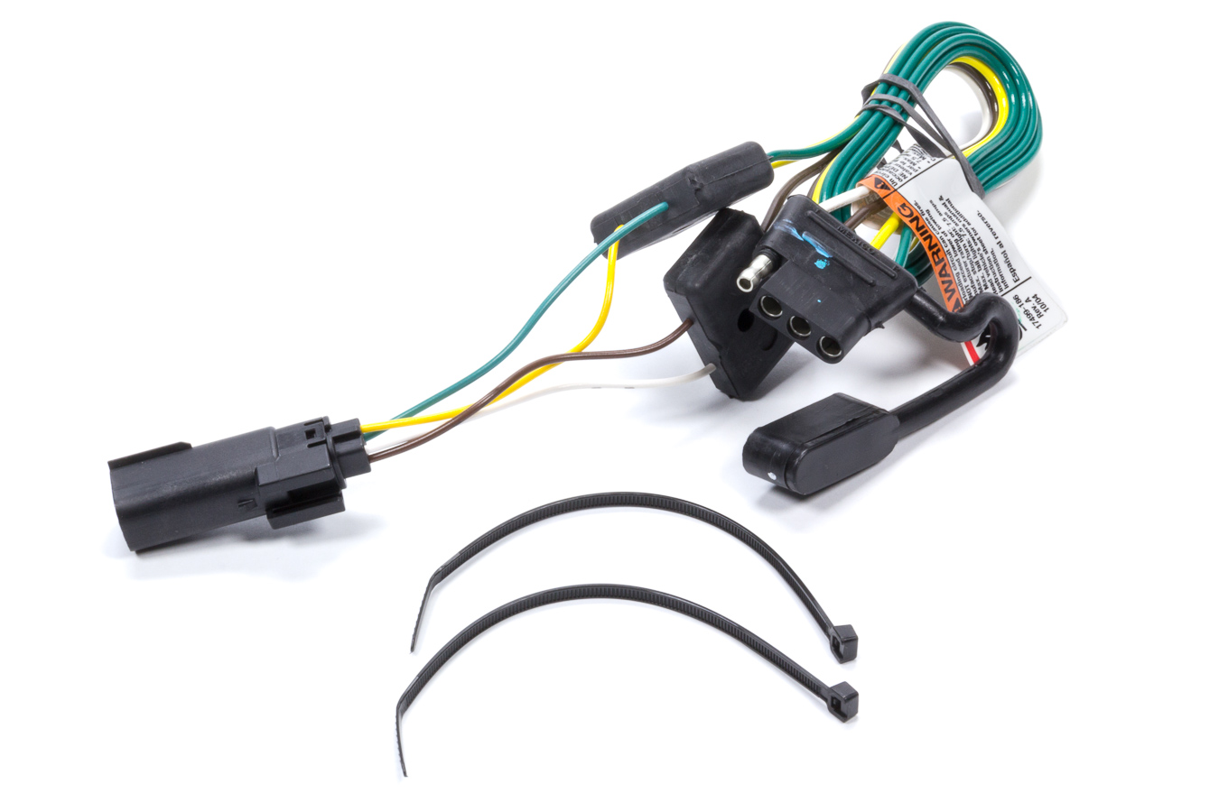 hight resolution of reese towing products replacement oem tow kit wiring harness