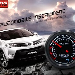 Autometer Air Fuel Ratio Gauge Wiring Diagram Logic Gates 2 Inch Digital Meter Display 10 1 To 20