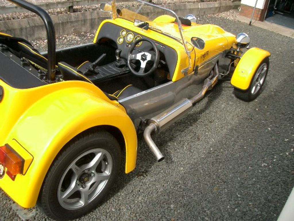2005 Tiger Cat E1 Tiger Kit Cars For Sale At Raced
