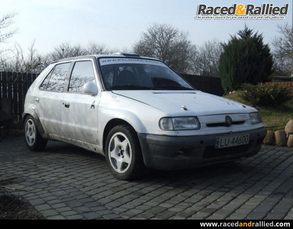 Skoda Felicia Kit Car Rally Cars For Sale At Raced