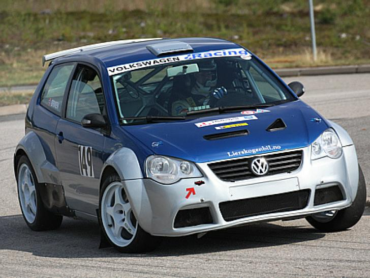 Vw Super 1600 Vw Motorsport Factory Car Nr 4 Rally Cars